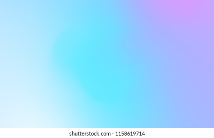 Abstract blue purple and pink soft cloud background in pastel colorful gradient.