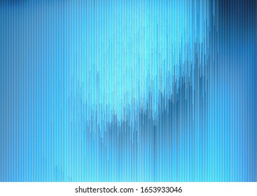abstract blue scan lines glitch art background texture