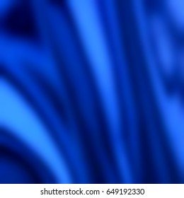 abstract blue silk texture