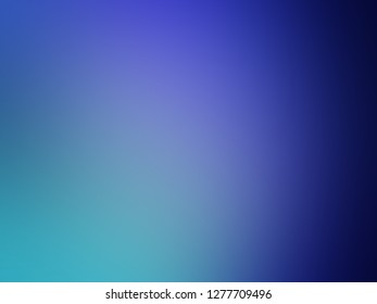 Фотообои Abstract Blue Soft Gradient Background
