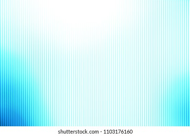 Abstract blue and white blurred line image, great for design projects and background