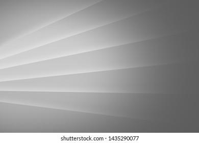 Abstract blur background illustration Stock Photo, black & White light concept,