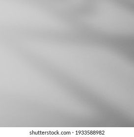 Abstract Blurred background, white-gray background with reflective walls For the design and layout of the book as wallpaper, computer screen background