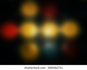 Abstract blurred circle coloured geometric square texture background for web design or stockphoto, Illustration, Backdrop multicolored