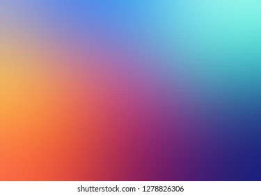 abstract blurred color background. gradient design