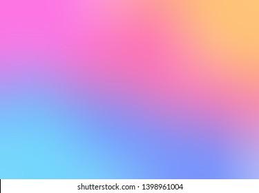 抽象的なぼかした色の背景。勾配設計