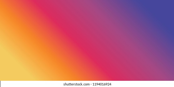 Abstract blurred gradient rainbow colors instagram color logo Spectrum Abstract blurred gradient mesh background bright multicolor Colorful smooth banner template Easy editable soft colour fun funny