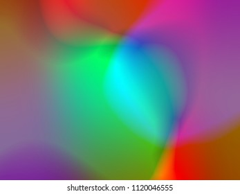 abstract blurred motion backgrounds | multicolored illustration with copy space