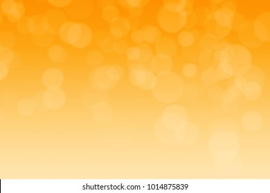 Abstract blurred ochre yellow tone lights background texture