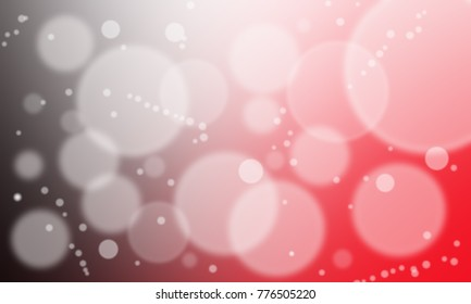 Abstract Bokeh Christmas background