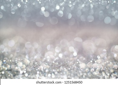 Abstract of bokeh light background.