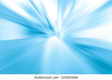 ABSTRACT BRIGHT BACKGROUND, BLUE AND WHITE FLASHY PATTERN