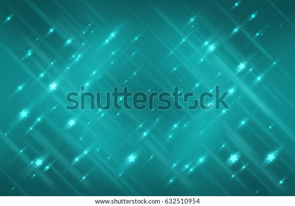 Abstract bright glitter blue background. elegant illustration