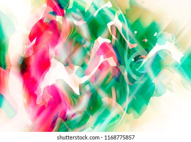 Abstract bright multicolor background. Graphic illustration.