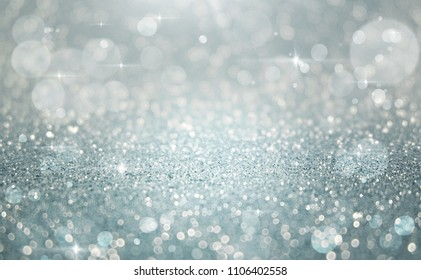 Abstract of Bright and sparkling bokeh background.