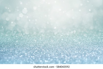 Abstract of Bright and sparkling bokeh background. golden bokeh-blurred lighting from glitter texture. Luxury design background.