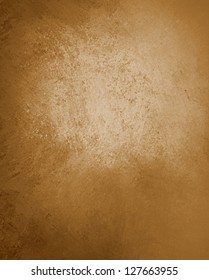 abstract brown background dark color, center light spotlight space, vintage grunge background texture brown paper layout design, warm rich earthy elegant background, leather or leathery illustration