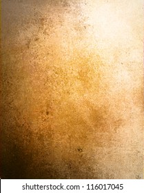 abstract brown background paper or white background wall design with gold beige vintage grunge background texture