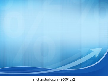 Abstract buisness background with copy space