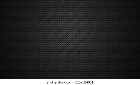 Abstract Carbon fiber pattern Geometric grid background Modern dark texture