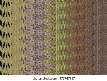Abstract cellular pattern. Tribal colorful background. Illustration.