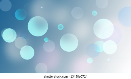 Abstract of circle background
