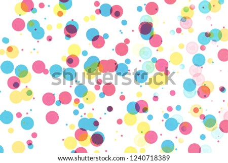 royalty free stock illustration of abstract circle patterns used