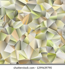 Abstract color background, illustration, mosaic