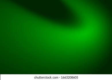 Abstract color dark green gradient web template background.  Gradation deep mint light texture pattern.