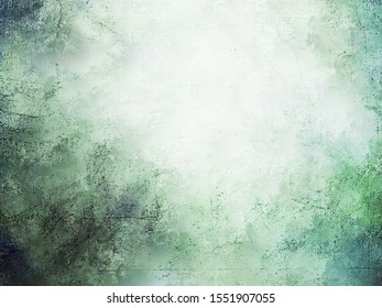 Abstract color  paint brush strokes on canvas texture. Painting background. Modern contemporary wall art illustration. Colorful  artwork for background.