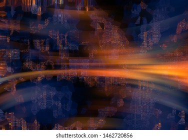 Abstract colored background. Beautiful illustration.