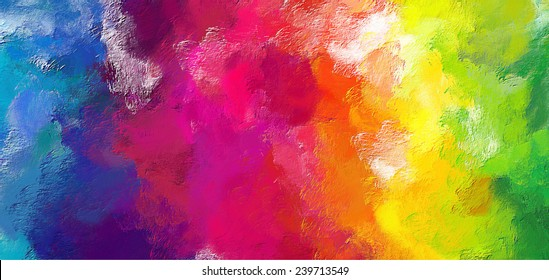 abstract colored oil paint background