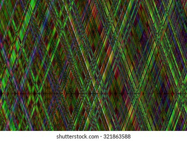 Abstract colorful background created using diagonal stripes. Neon colors. Illustration. Can be used for posters, flyers, or webdesign.