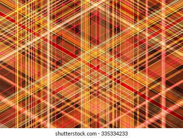 Abstract colorful background created using vertical and diagonal stripes. Neon colors. Illustration. Can be used for posters, flyers, or webdesign.