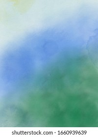 abstract colorful background digital painting art illustration