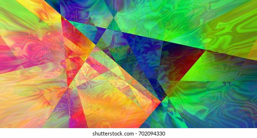 Abstract colorful background, illustration, color