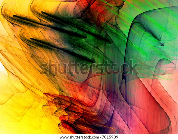 Abstract of colorful Background Texture