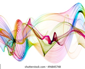 abstract colorful festive background