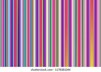 abstract colorful lines multicolor background stripe pattern with line