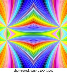 Abstract colorful mandala mysterious psychedelic kaleidoscope image picture