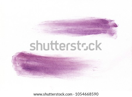 abstract composition purple chalk stains creative stock illustration