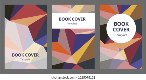 Abstract composition. Text frame surface. a4 brochure cover design. Title sheet model set. Polygonal space icon.  front page font. Ad banner form texture. Flier fiber