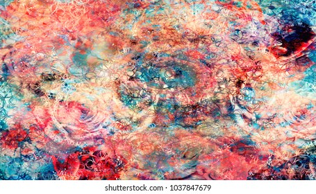 Abstract  computer graphics background