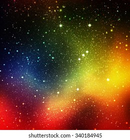 abstract cosmos universe background illustration 260nw 340184945