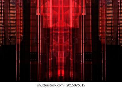 Abstrakter dunkler Hintergrund, für farbige Tapete oder Textur
