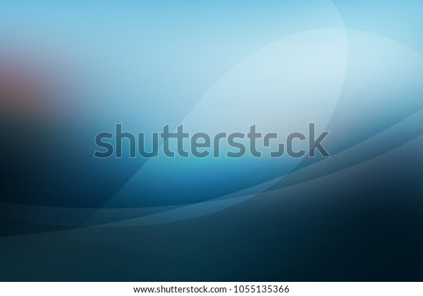 Abstract Dark Blue White Background Abstrack Stock