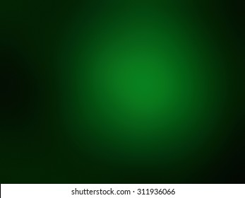 Abstract dark green background blurred lights design layout, smooth gradient background texture, business report or elegant luxury background web template brochure ad, wavy black border.