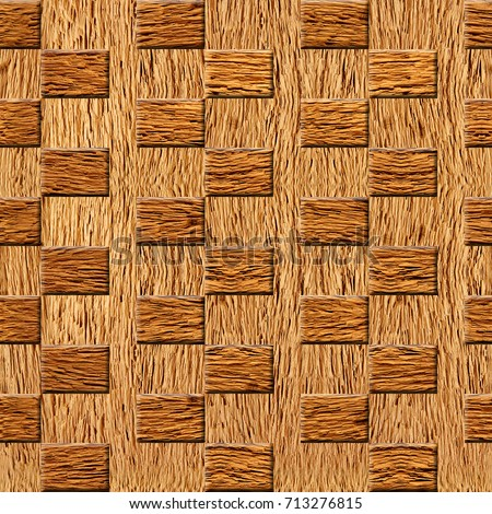 Abstract Decorative Texture Seamless Background Walnut Stock