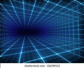 Abstract digital tunnel