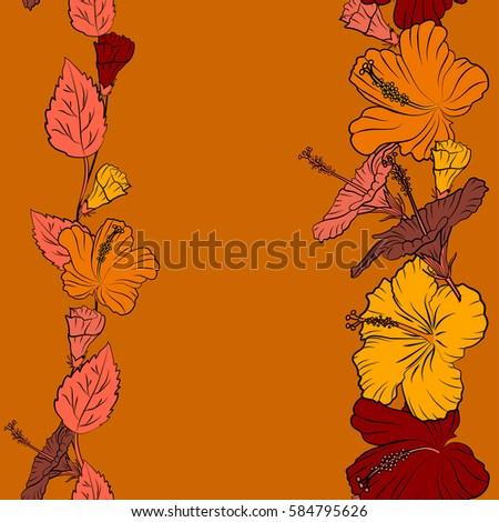 1ba8210f45820 Abstract Ethnic Seamless Pattern Tribal Art Stock Illustration ...